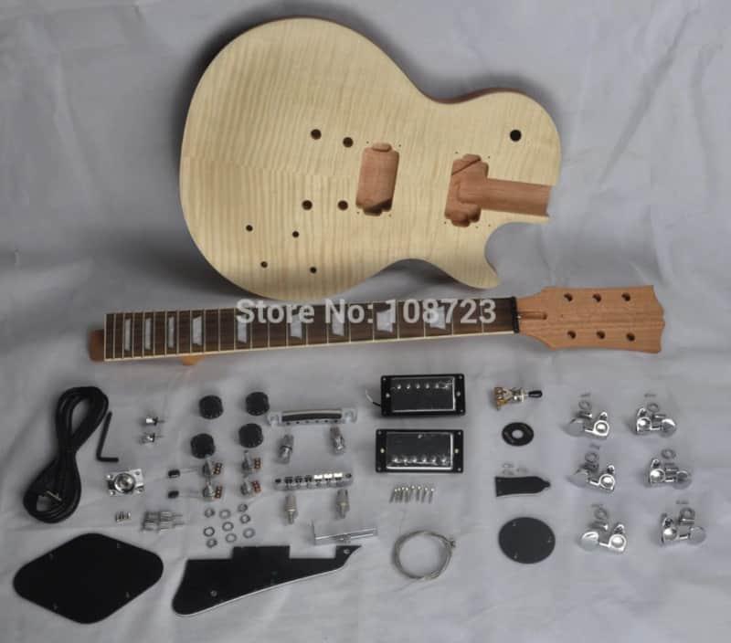 DIY-набор для изготовления электрогитары