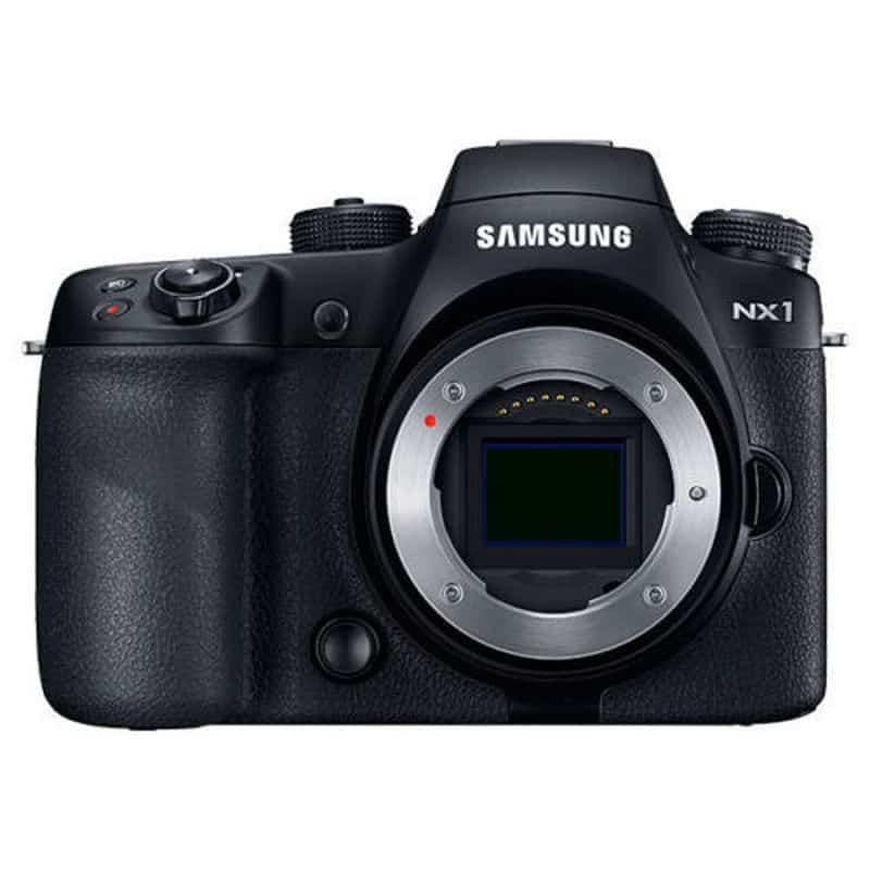 Скоростной фотоаппарат Samsung NX1