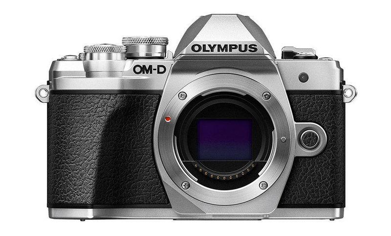 16-мегапиксельный фотоаппарат Olympus OM-D E-M10 Mark III