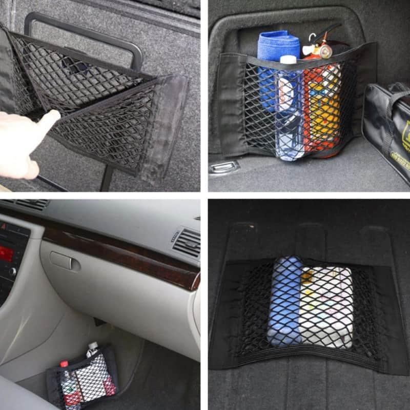 Сеточка на липучке в салон или багажник