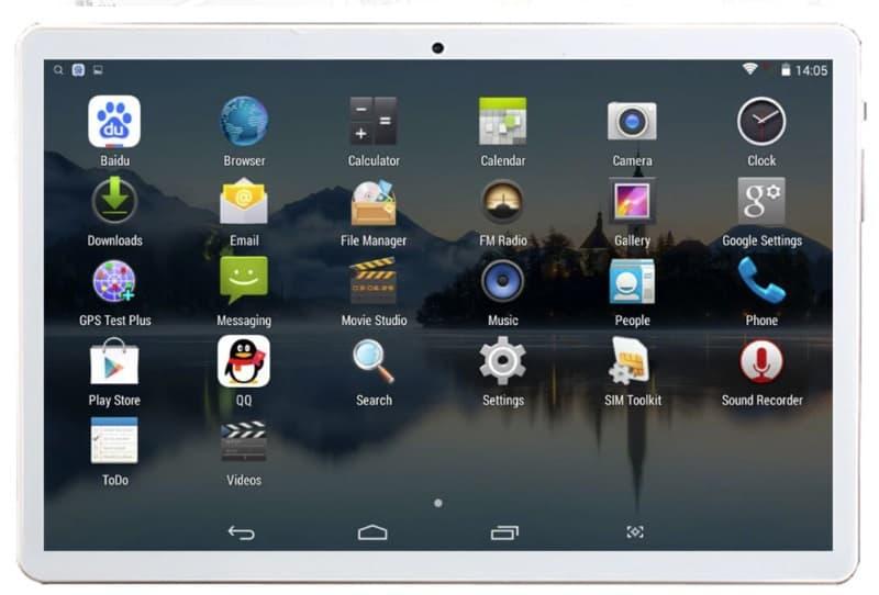Interpad Tablet - доступная классика