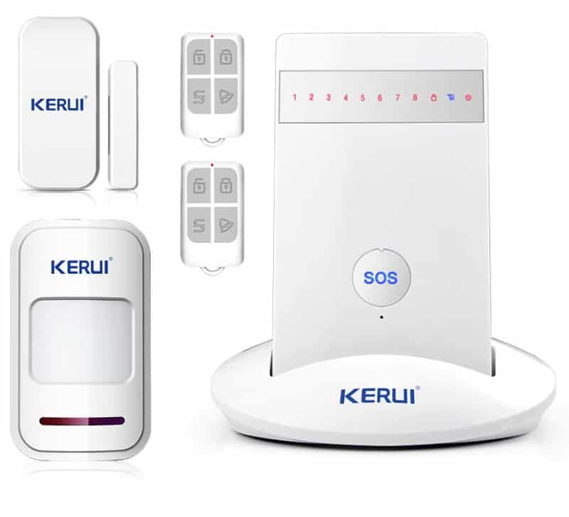 Домашняя сигнализация Kerui G15