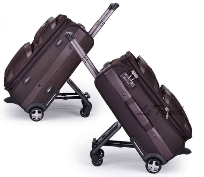 Дорожная сумка с регулируемым наклоном