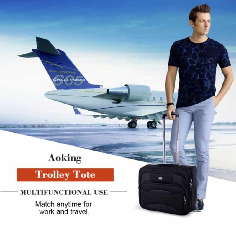 Компактная дорожная сумка Aoking