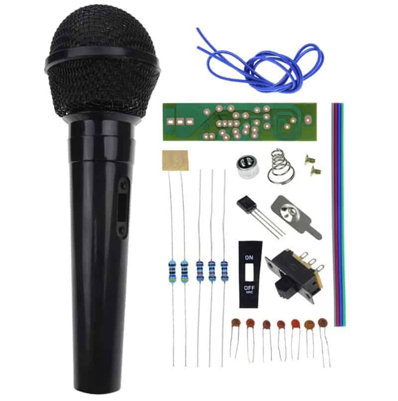 Набор для сборки беспроводного микрофона