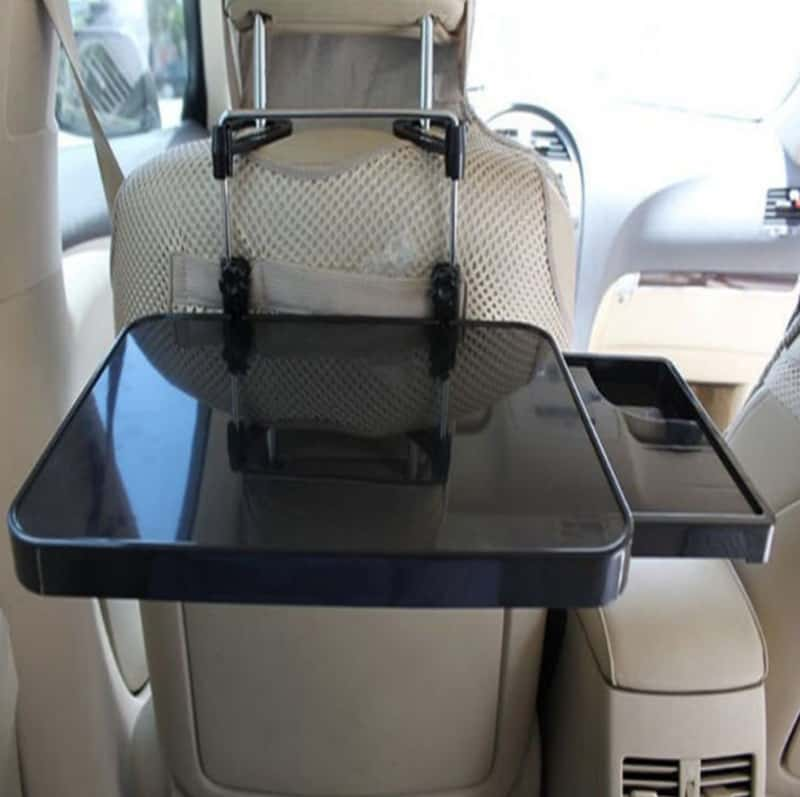 Подвесной столик на кресла и руль