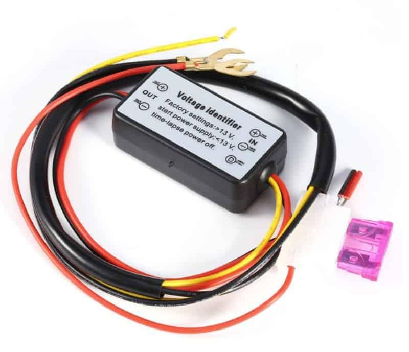 Контроллер для автоматического управления ходовыми огнями