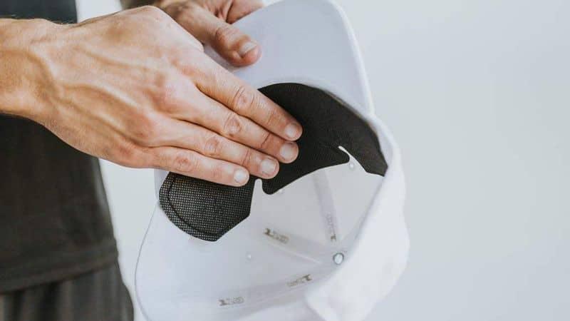 Налобная прокладка для защиты от пота NoSweat
