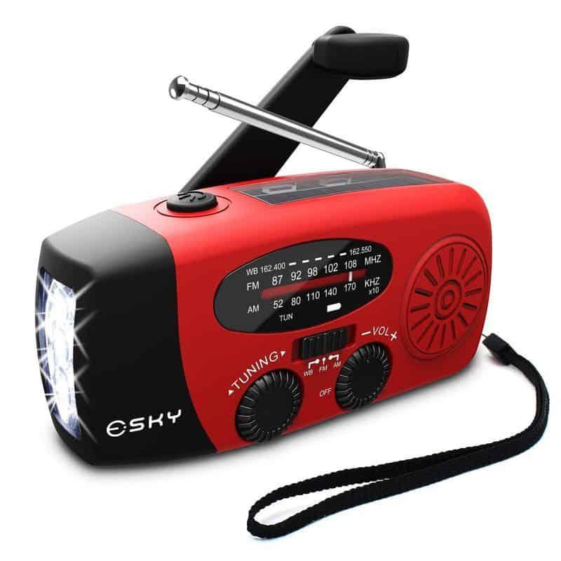 10 лучших радиоприёмников на случай ЧП