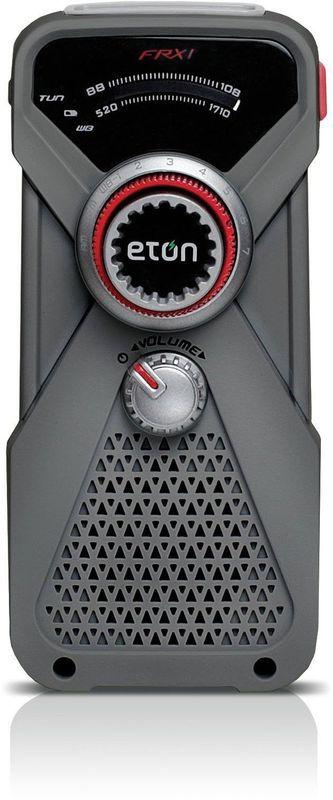 Радиоприёмник с ручной зарядкой Eton
