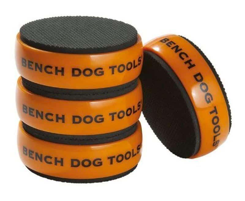 Шайбы-подставки для работ по дереву от Bench Dog