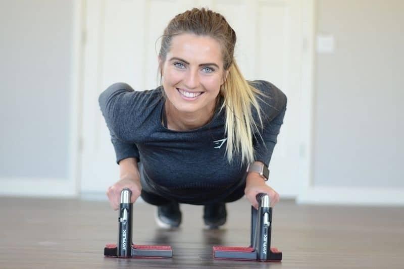 Многофункциональные фитнес-ручки Jayflex CrossGrips