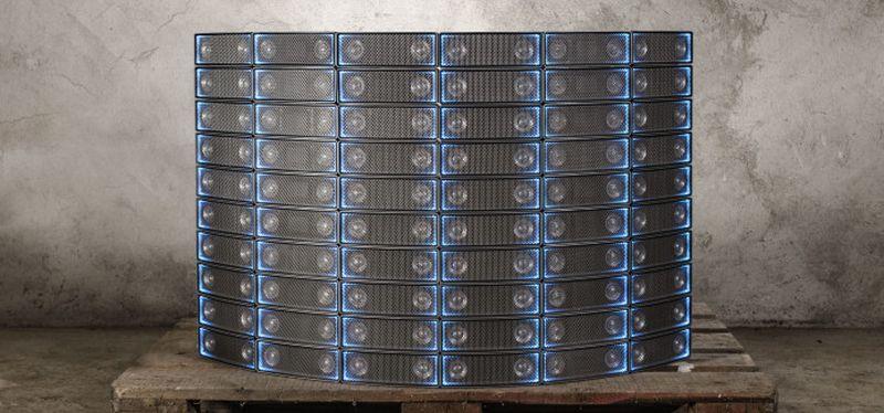 Модульная звуковая система Soundots