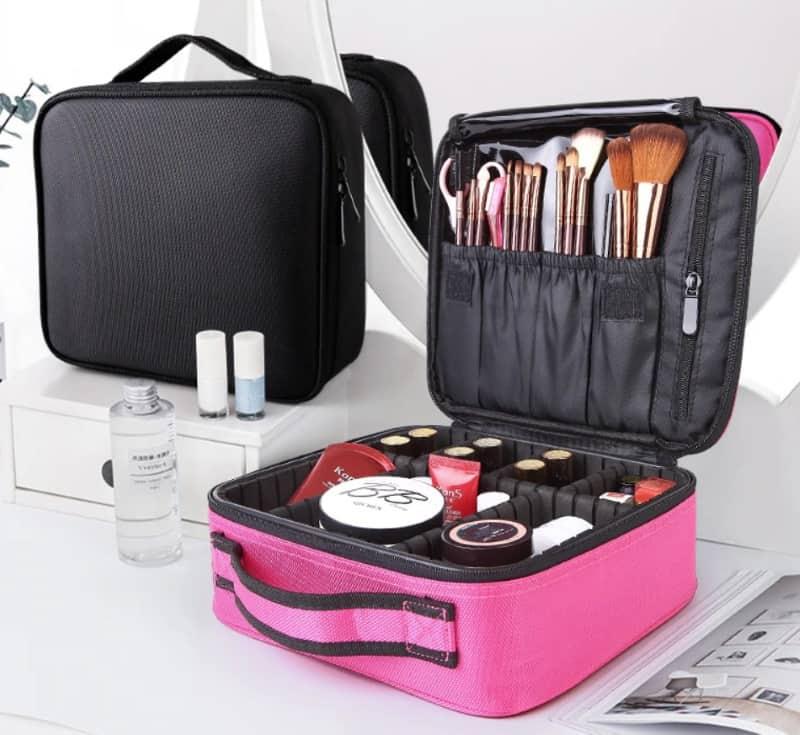 Профессиональная сумочка для хранения косметики