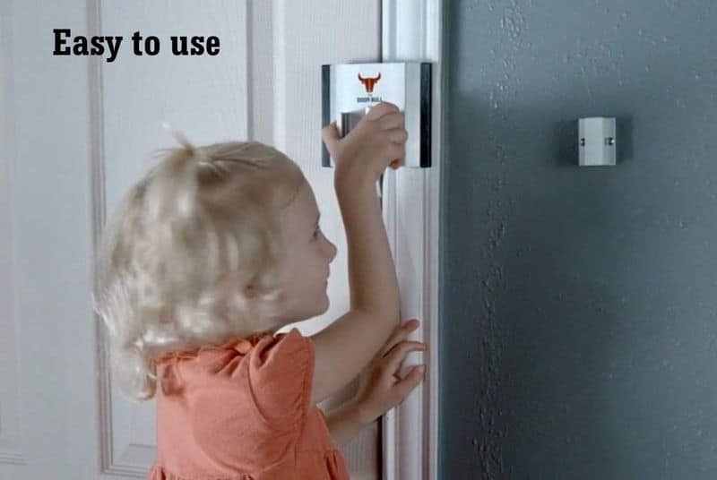 Приспособление для укрепления дверей Door Bull