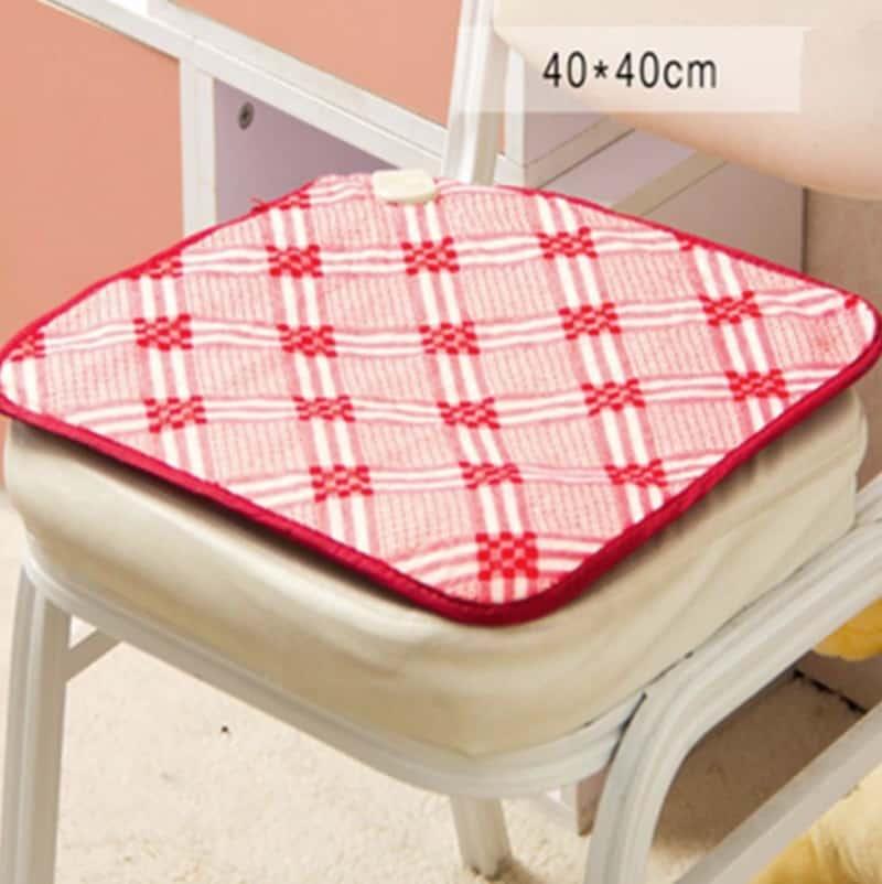 Электрическая грелка для стула