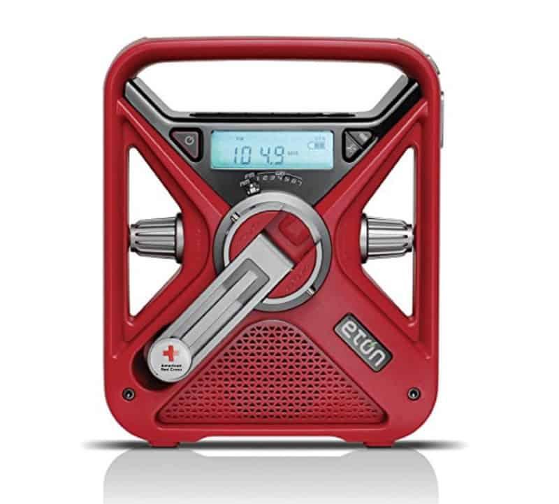 """Радио от американского """"Красного креста"""" FRX3"""