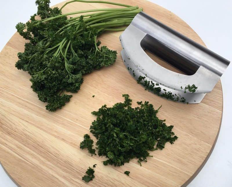 10 лучших измельчающих ножей-меццалун