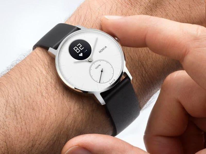 Умные часы Nokia Steel HR
