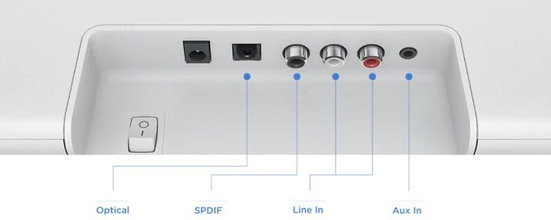 Саундбар Xiaomi с поддержкой Bluetooth