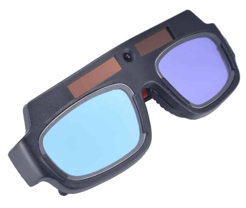 Очки для сварочных работ с функцией автозатемнения