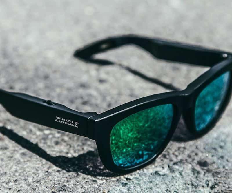 Солнцезащитные очки со встроенными вибронаушниками ZUNGLE V2