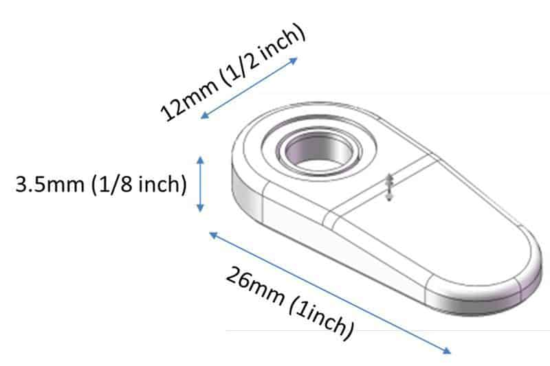 Микроскоп с ноготок iMicro