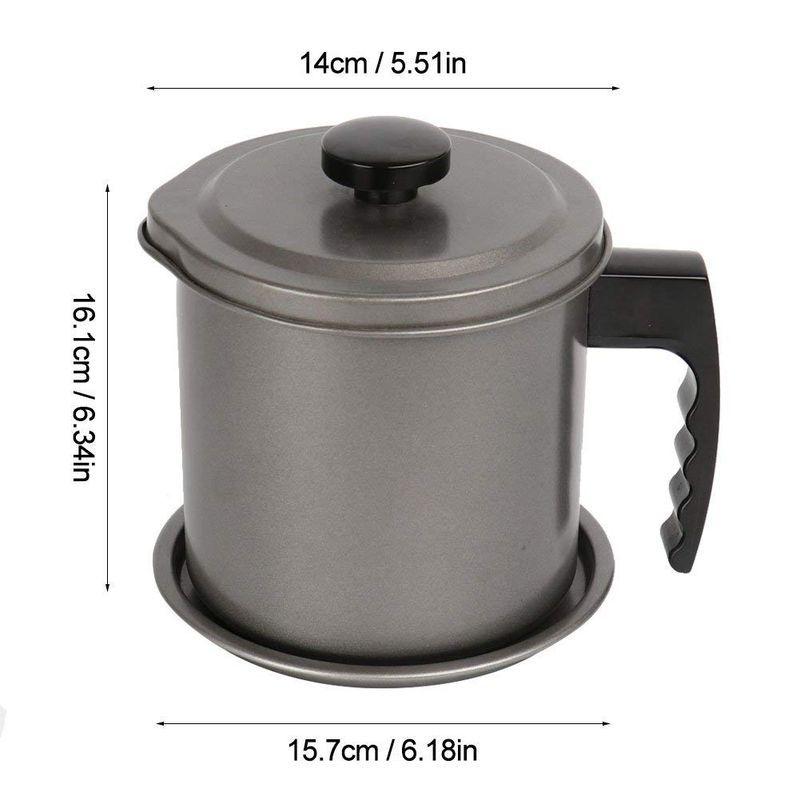 Контейнер для сбора кулинарного жира