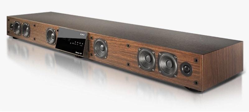 Звуковая система с объёмным звуком CAV TM1200A