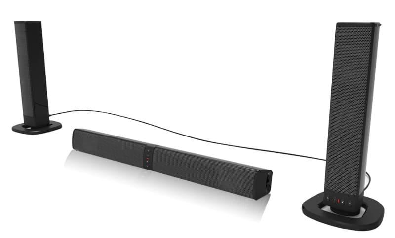 Звуковая панель-трансформер