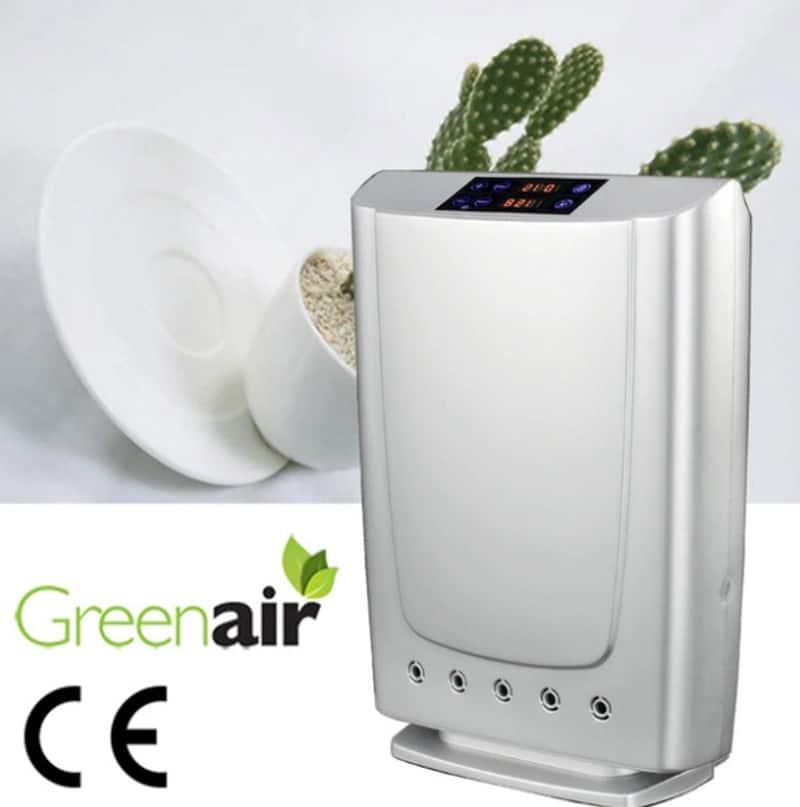 Очиститель воздуха с пультом управления