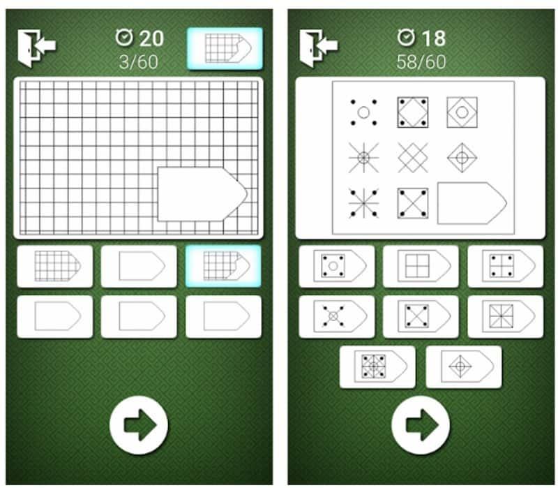 IQ тест Равена - приложение для проверки уровня интеллектуального развития