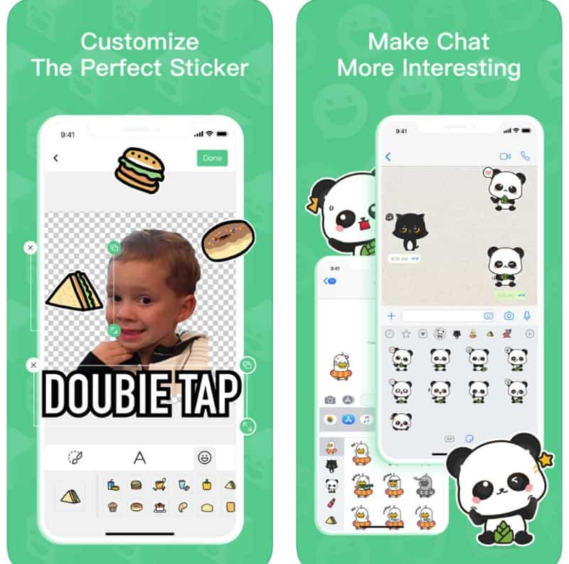 Sticker Maker Meme Generator - приложение для создания индивидуальных стикеров