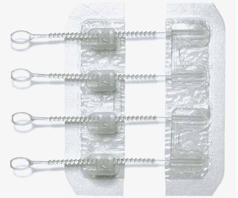 Стяжки для стягивания краёв резаных ран ZipStitch