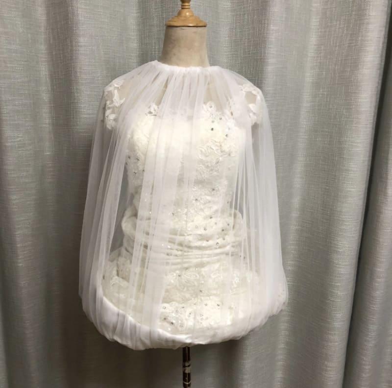 Носимый чехол для свадебного платья