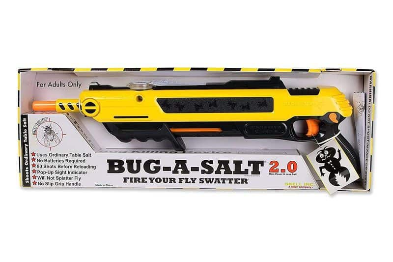Ружьё-мухобойка Bug-A-Salt 2.0