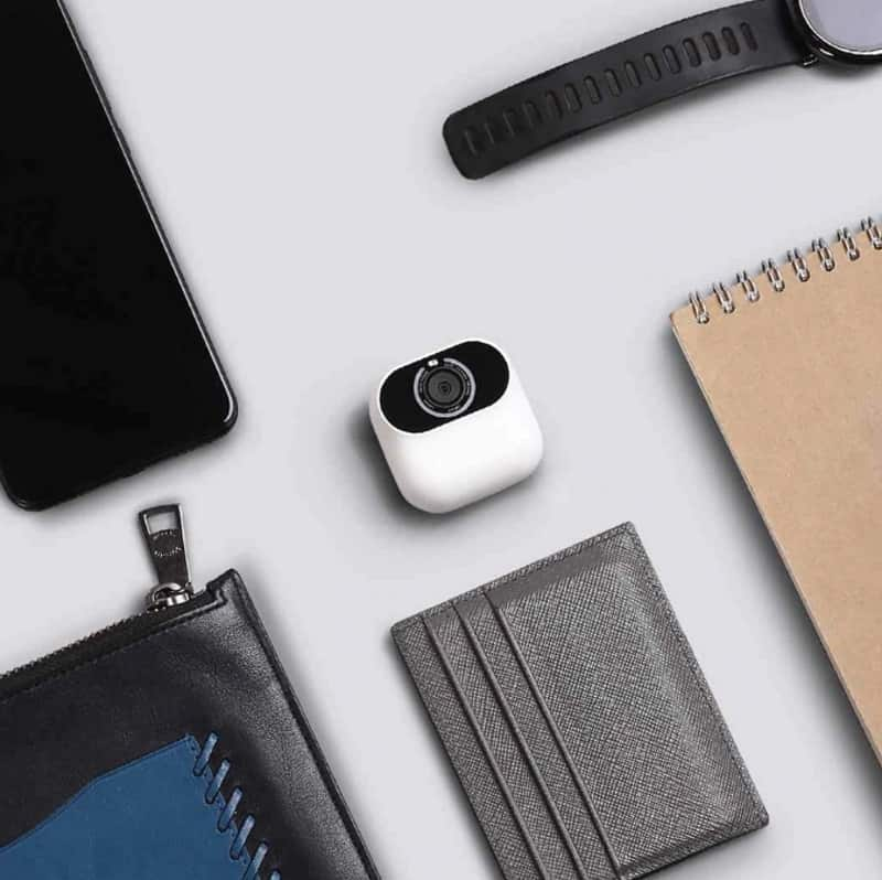 Мини-камера Xiaomi Xiaomo