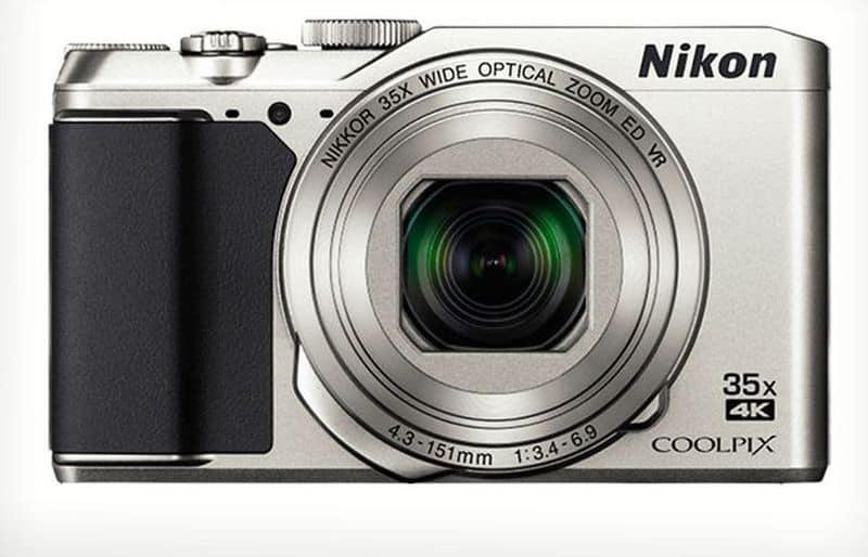 Фотоаппарат Nikon Coolpix A900 с поддержкой 4K