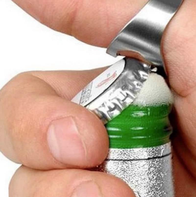 Кольцо для открывания бутылок