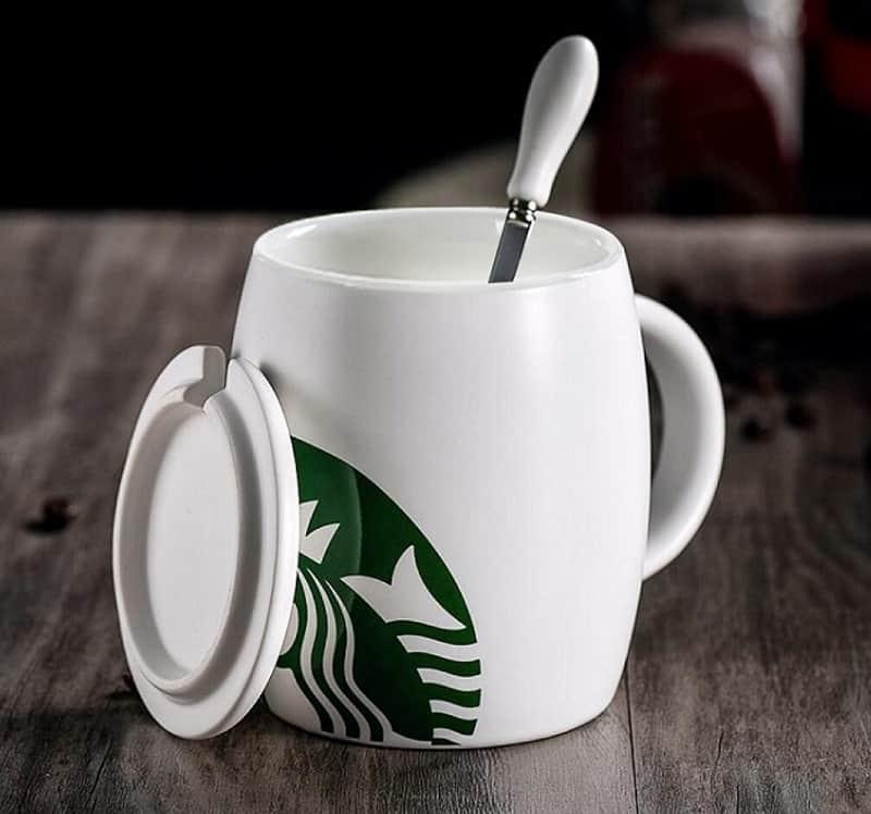 Кофейная кружка Starbucks