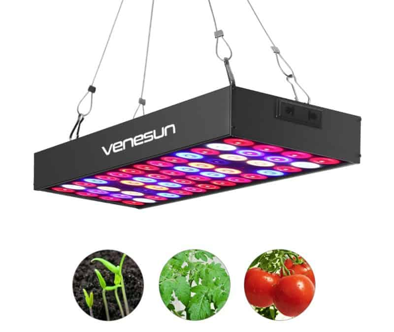 Светодиодная панель для гидропоники и парников Venesun
