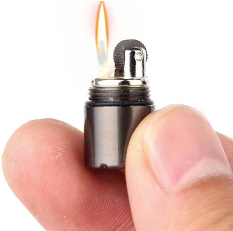Топливная мини-зажигалка