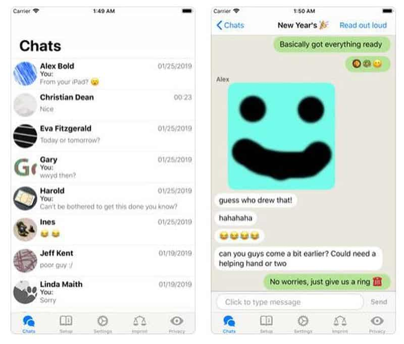 TwoApp - приложение для дублирования WhatsApp