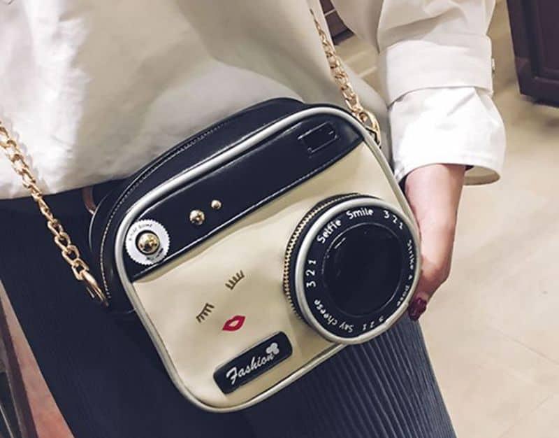 20 необычных женских сумок с Aliexpress