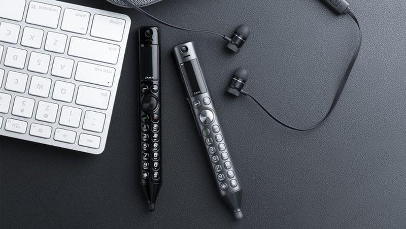 Смартфон в формате ручки Zanco S Pen