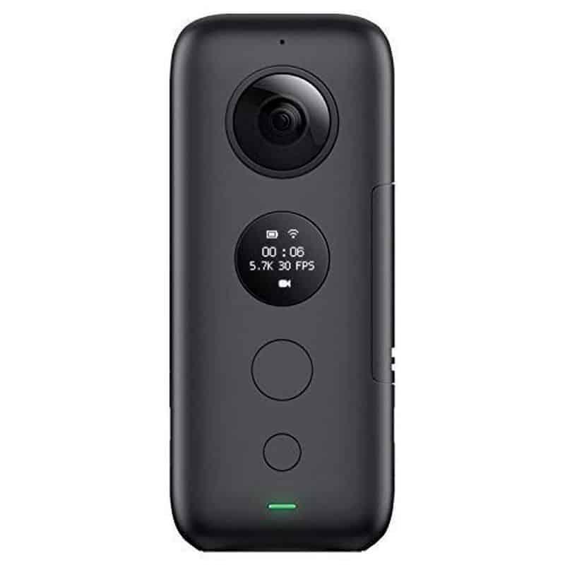 360-градусная камера-подкидыш Insta360 ONE X