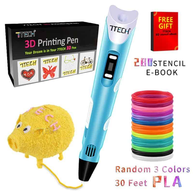 Продвинутая 3D-ручка 7Tech