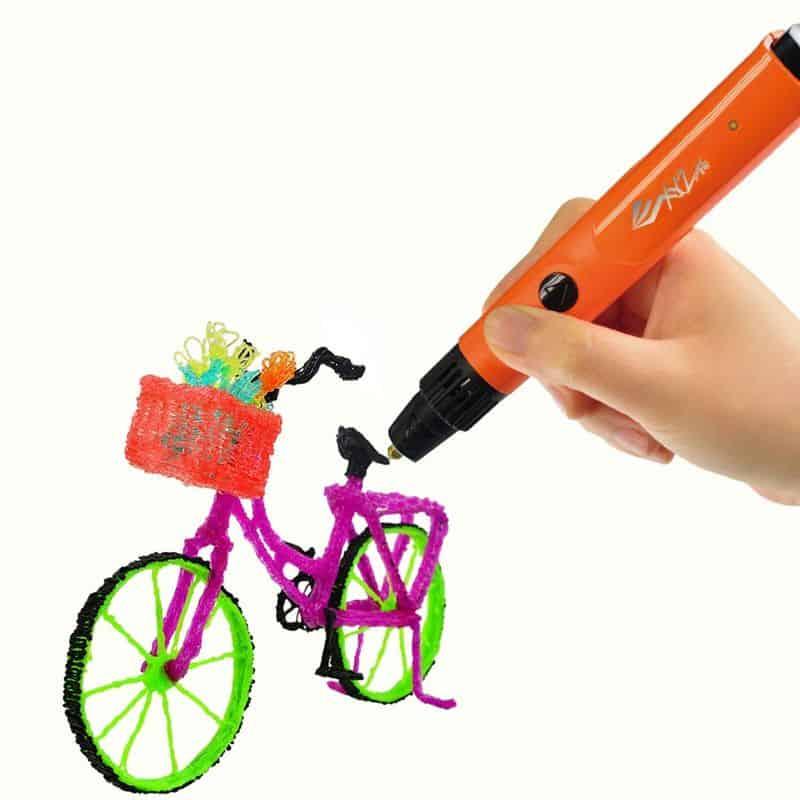 Da Vinci - ручка для работы с нитью PLA