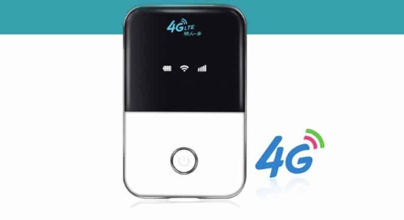 Беспроводной 4G-роутер