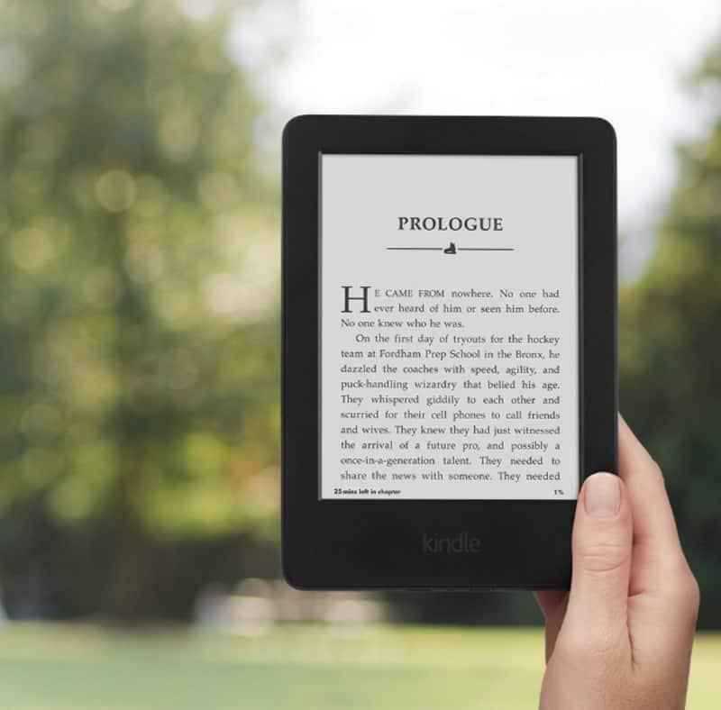 Читалка электронных книг Kindle